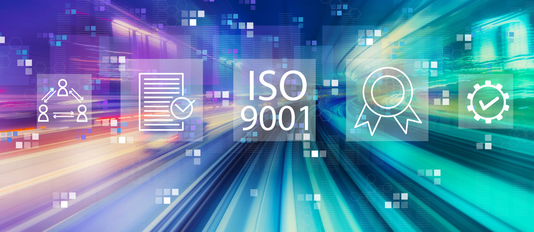 Quality ISO9001:2015 Certificate